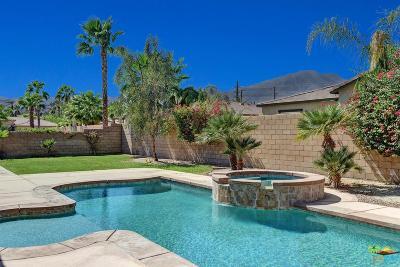 La Quinta Single Family Home For Sale: 57855 Residenza Court