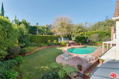 Beverly Hills Single Family Home For Sale: 9308 Readcrest Drive