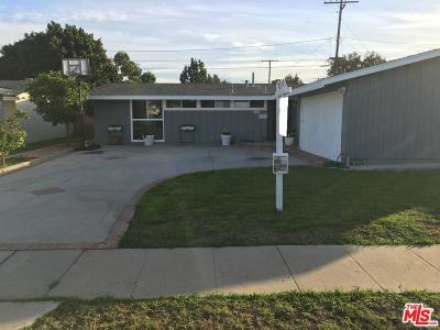 Long Beach Single Family Home For Sale: 3210 East Janice Street