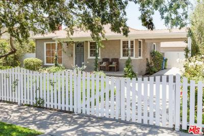 Single Family Home For Sale: 12867 Admiral Avenue
