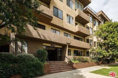 Los Angeles County Condo/Townhouse For Sale: 1557 South Beverly Glen #1-T