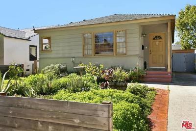 Single Family Home For Sale: 3753 Ashwood Avenue