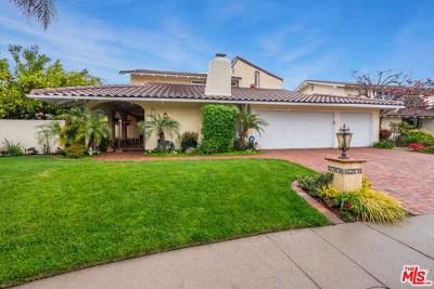 Westlake Village Single Family Home For Sale: 31702 Bainbrook Court