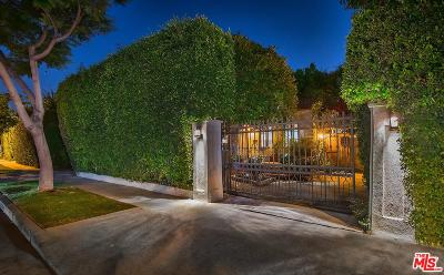 West Hollywood Single Family Home For Sale: 8901 Rosewood Avenue