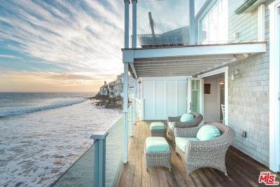 Malibu Single Family Home For Sale: 19236 Pacific Coast Highway