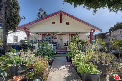 Inglewood Single Family Home For Sale: 540 Nectarine Street