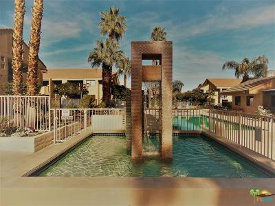 Palm Springs Condo/Townhouse For Sale: 605 East Amado Road #623