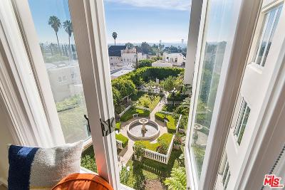 West Hollywood Rental For Rent: 1424 North Crescent Heights #58