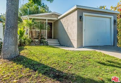 Thousand Oaks Single Family Home For Sale: 647 Beall Street