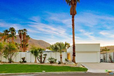 Rancho Mirage Single Family Home For Sale: 71551 Biskra Road