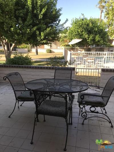Cathedral City Condo/Townhouse For Sale: 68726 Calle Espejo