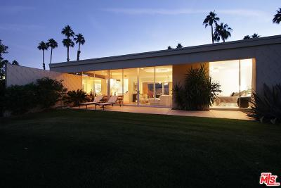 Palm Springs Condo/Townhouse For Sale: 319 Westlake Terrace