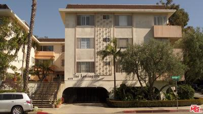 Los Angeles County Condo/Townhouse For Sale: 6174 Buckingham #305
