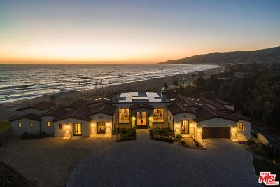 Malibu Single Family Home For Sale: 29917 Pacific Coast Highway