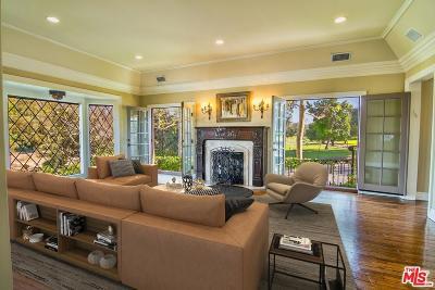 Cheviot Hills/Rancho Park (C08) Single Family Home For Sale: 2653 Patricia Avenue