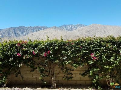 Palm Springs Condo/Townhouse For Sale: 1655 East Palm Canyon Drive #317