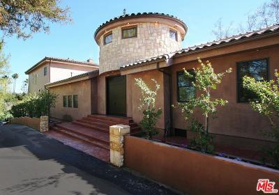 Tarzana Single Family Home For Sale: 4709 Caritina Drive