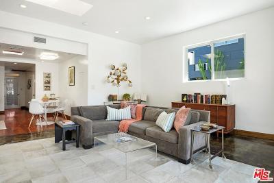 Single Family Home For Sale: 1141 Cabrillo Avenue