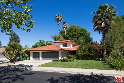 Westlake Village Single Family Home For Sale: 31609 Village School Road
