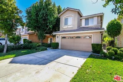 Stevenson Ranch Single Family Home For Sale: 25506 Fitzgerald Avenue