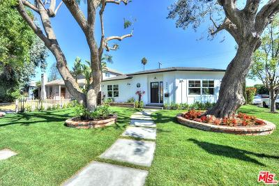 Los Angeles County Single Family Home For Sale: 2770 Stoner Avenue