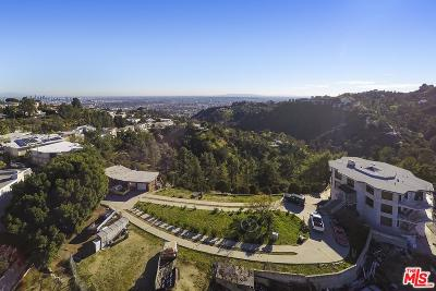 Sunset Strip - Hollywood Hills West (C03) Single Family Home For Sale: 2425 Mount Olympus Drive