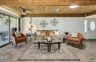 Palm Desert Condo/Townhouse For Sale: 383 Sandpiper Street