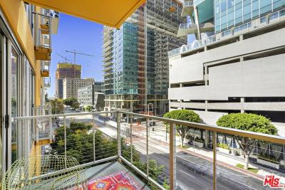 Los Angeles Condo/Townhouse For Sale: 645 West 9th Street #306