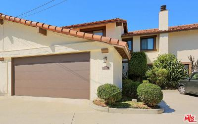 Culver City Single Family Home For Sale: 4176 Higuera Street