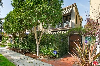 Marina Del Rey Single Family Home For Sale: 139 Union Jack
