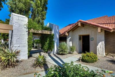 Palm Springs Condo/Townhouse For Sale: 2355 South Gene Autry Trails #B