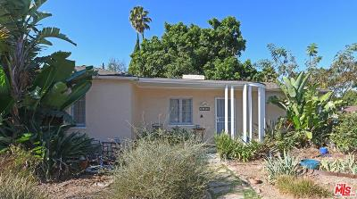 Los Angeles County Single Family Home For Sale: 2643 Stoner Avenue