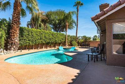 Palm Desert Single Family Home For Sale: 75740 Sandcastle Lane