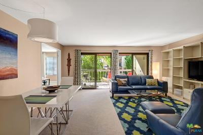 Palm Springs Condo/Townhouse For Sale: 1725 North Via Miraleste #2123