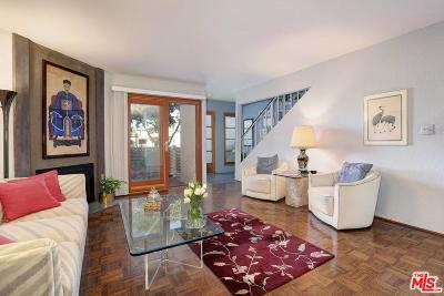 Santa Monica Condo/Townhouse For Sale: 2016 Euclid Street #4