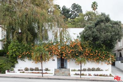 Sunset Strip - Hollywood Hills West (C03) Single Family Home For Sale: 7929 Hollywood