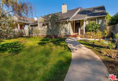 Santa Monica Single Family Home For Sale: 343 15th Street