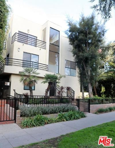 Santa Monica Condo/Townhouse For Sale: 1921 17th Street #1