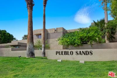 Palm Springs Condo/Townhouse For Sale: 420 Bradshaw Lane #66