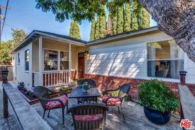 Culver City Single Family Home For Sale: 5438 Diller Avenue