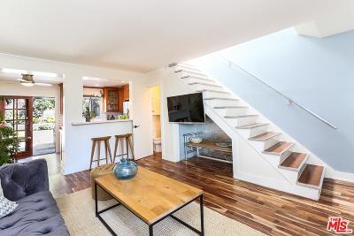 Santa Monica Condo/Townhouse For Sale: 2625 6th Street #3