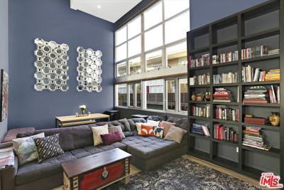 West Hollywood Rental For Rent: 1037 North Laurel Avenue #13