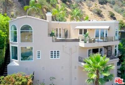 Sunset Strip - Hollywood Hills West (C03) Single Family Home For Sale: 2004 Wattles Drive