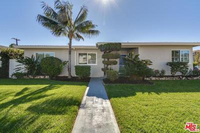 Venice Single Family Home For Sale: 1000 Berkeley Drive