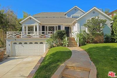 Los Angeles Single Family Home For Sale: 735 Thayer Avenue