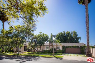 Los Angeles County Single Family Home For Sale: 1737 Warnall Avenue
