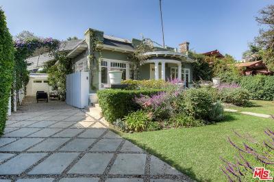 Single Family Home For Sale: 1535 North Curson Avenue