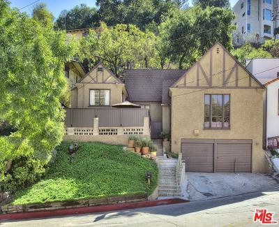 Single Family Home For Sale: 2059 Laurel Canyon