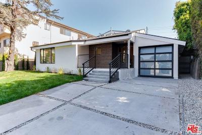 Los Angeles Single Family Home For Sale: 3514 Tilden Avenue