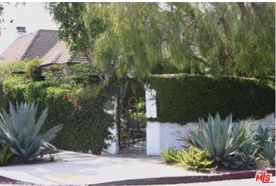 West Hollywood Rental For Rent: North Sweetzer Avenue